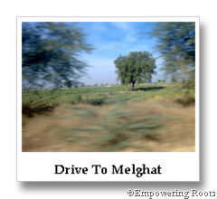 Drive To Melghat