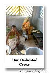 Dedicated Cooks